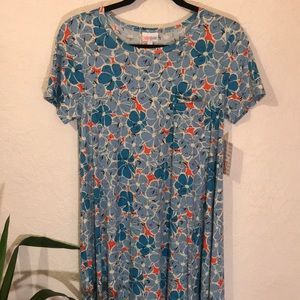 NEW Lularoe Carly dress XS